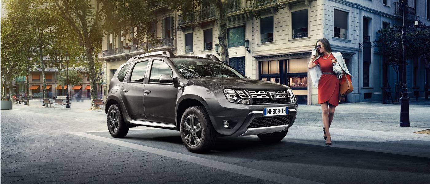 Dacia Duster BRAVE2 fino a 1.200 € di vantaggi