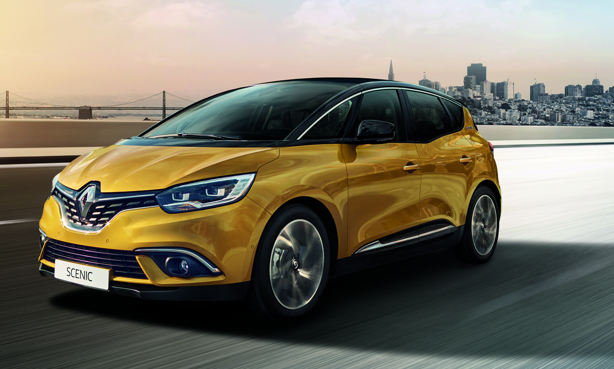 Renault Scenic Sport